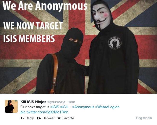 anonymous isis 1